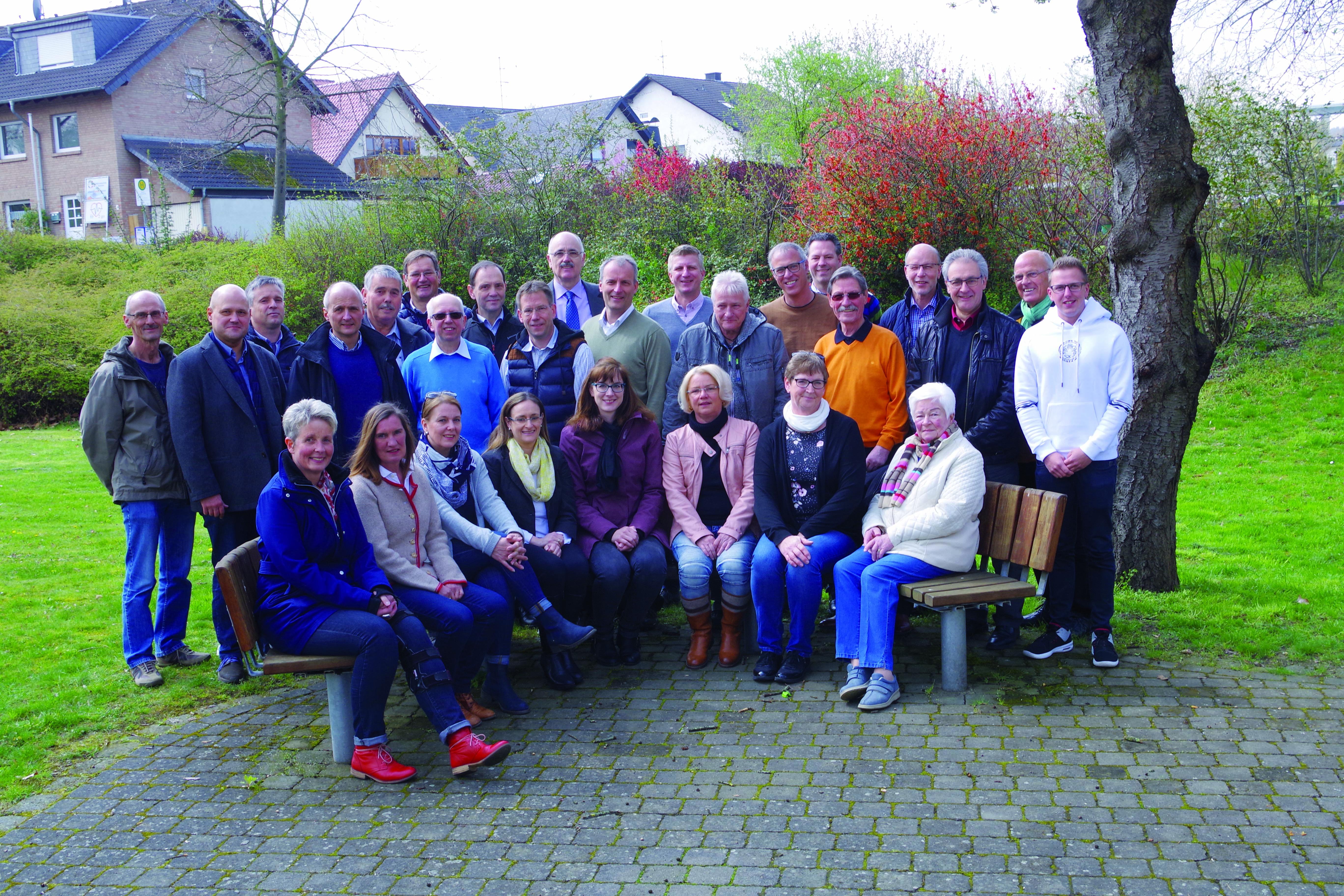 Freie Wählergruppe stellt Kandidatenliste für Verbandsgemeinderat Bad Breisig auf