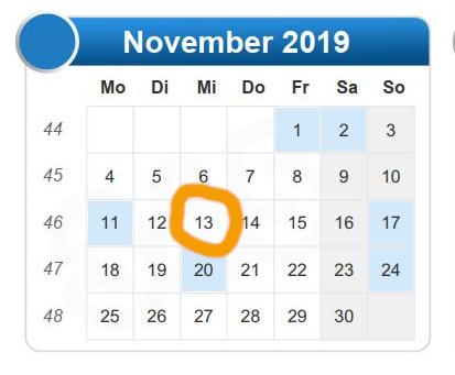 """Jahreshauptversammlung der Freien Wählergruppe am 13.November im Hotel """"Zur Mühle"""""""